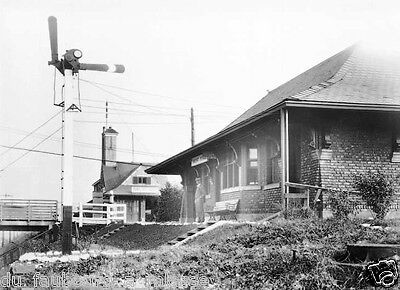 1928 Town Of Mount-Royal Station Montreal Region, Quebec