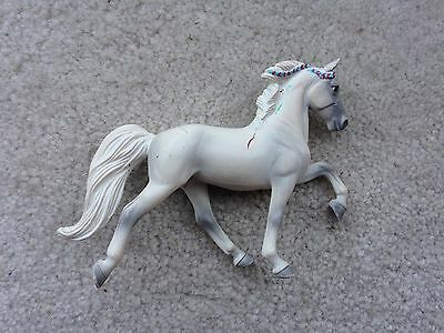 Breyer Horse Stablemate #5980 Show Stopper Grey Tennessee Walker Chalky? G3