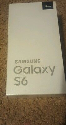 Samsung Galaxy S6 Box Only