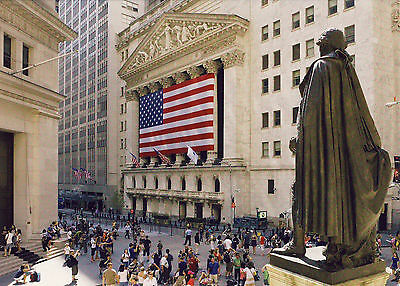 AK: New York - Wall Street