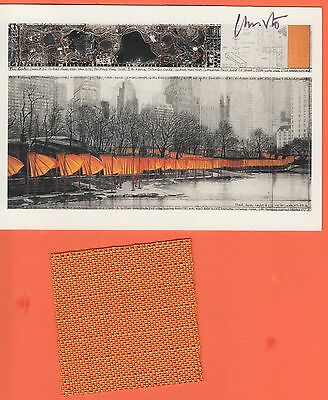 CHRISTO - original signiert - signed - 1tg28a