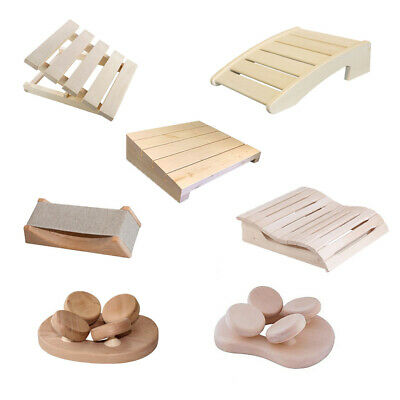 Sauna Headrests - 14 high quality Headrests to choose from Choice of SudoreWell