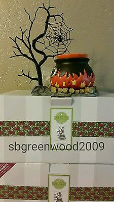 Scentsy Element  Warmer New In Box -Hocus Pocus-Must See- Free Shipping