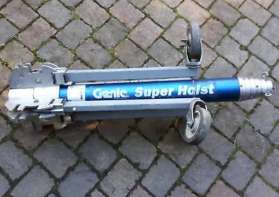 Genie Hoist 3.8 gas/air/Co2 Material plasterboard lift super GH 3.8