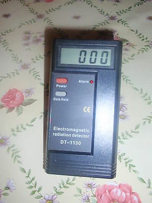 Electromagnetic Radiation Detector Reliable And Simple