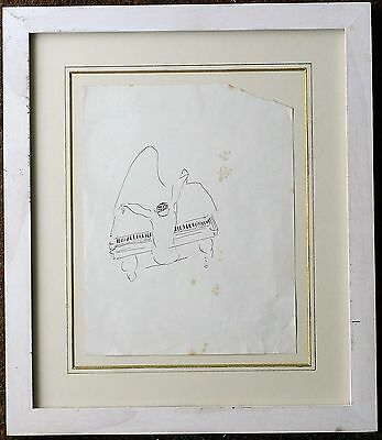Roger Hilton CBE (1911-1975) Fully Guaranteed Drawing with provenance
