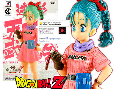 PRE-ORDER Dragon Ball Super DBZ Bulma Banpresto SCultures 7 Tenkaichi figure Jp