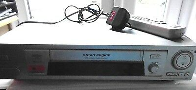 Sony SLV-SE800G Video Recorder with Remote fully working