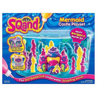 Cra-Z-Art Sqand Mermaid Castle Playset