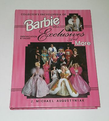Collector's Encyclopedia BARBIE DOLL EXCLUSIVES 1997 ID & VALUE BOOK Augustyniak