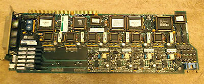 Amtelco Telephone System Board 251A000-G Circuit Board