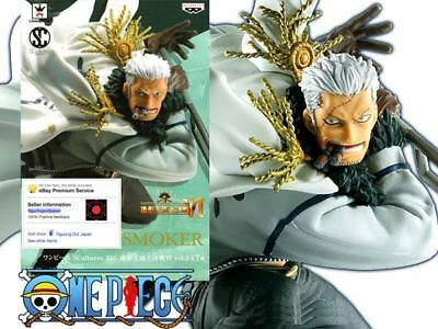 PRE-ORDER One Piece Smoker Banpresto SCultures VI Colosseum Zoukei figure Japan