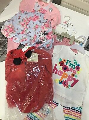 Baby Girl Bundle Next From Size 3-6 Months 6-9 Months 9-12 Months