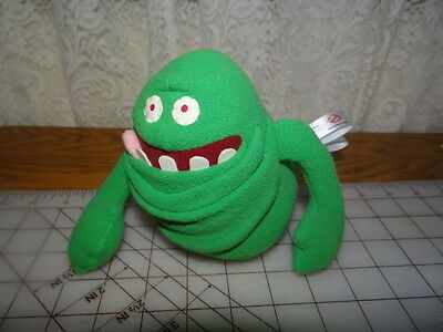 "Ghostbusters Slimer Plush Monsters Everywhere 7"" EUC soft"
