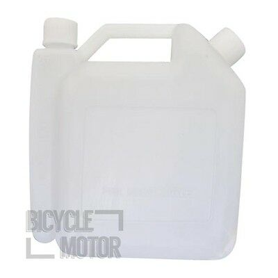 Portable 1L 2-Stroke Fuel Petrol Oil Mixing Bottle Tank 25:1 50:1 Strimmer New
