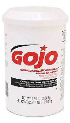 Go-Jo Ind. 1115-06 Hand Cleaner-4.5LB CREME HAND CLEANER