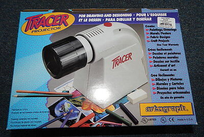 Artograph Tracer Projector Working In Box R11393