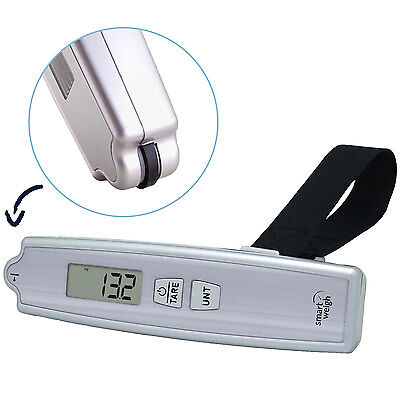 Smart Weigh Digital Postal Luggage Scale with Electronic Ruler 50kg/110lb