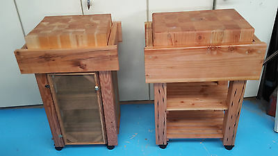 Timber Butchers Type Blocks