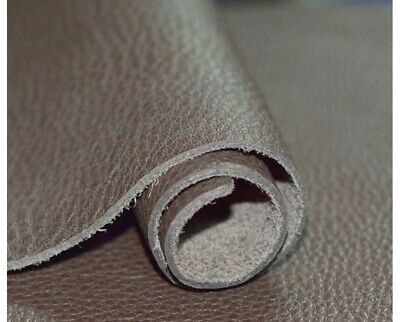 Leather Genuine Raw Horse Wax Material Craft DIY Hobby Skin Thick Hide Cowhide