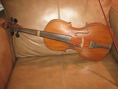 Copy of Josef Guarnerius Made in Germany Violin