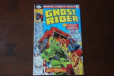 Ghost Rider 69 VF Bronze Age comic!