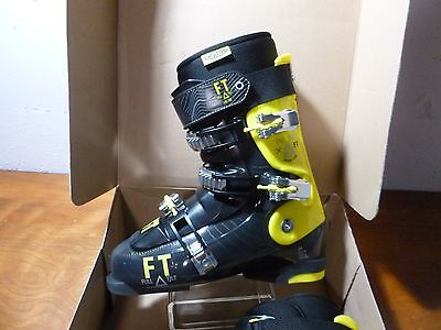 New 2014/15 Full Tilt High Five 26.5 Mondo 8.5 US Flex 7, 102mm Yellow and Black