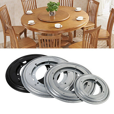 "5.5""/8""/9"" Heavy Duty Lazy Susan Bearing Table Rotating Swivel Turntable Plate H"