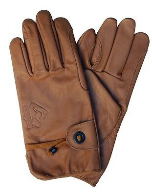 Scippis Western-Lederhandschuhe Gloves brown