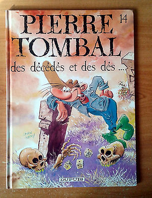 BD EO - Pierre Tombal 14 - Cauvin / Hardy - TBE