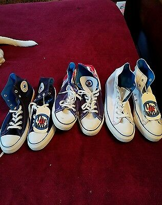 Converse Chuck Taylor: The Who Collection Mens Size 11 (Us)
