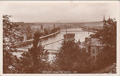 View From The Castle, INVERNESS, Inverness-shire RP