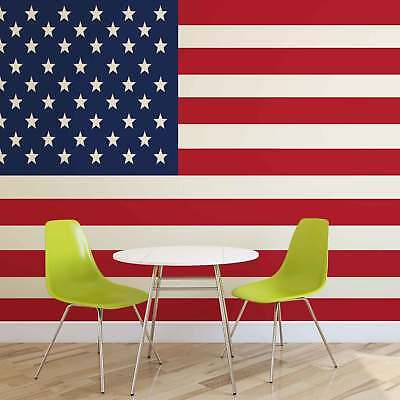 WALL MURAL PHOTO WALLPAPER XXL USA America Flag (479WS)