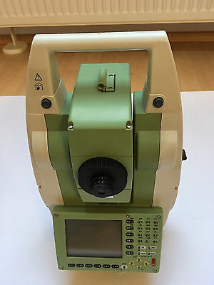 Leica TCRP 1203 R100 Totalstation Tachymeter Top