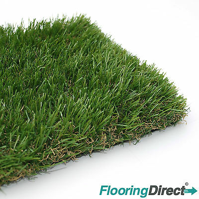 30mm Astro Turf Quality Artificial Grass Fake Lawn Garden - Artificial Lawn