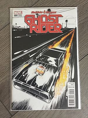 GHOST RIDER #1 (Beyruth Variant) 1 per store exclusive VAR First Print Marvel NM