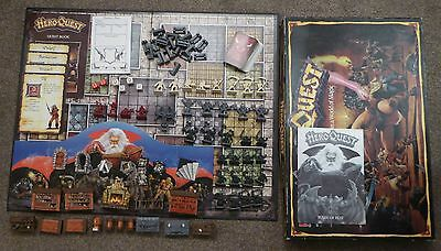 Hero Quest board game (MB Games 1989)