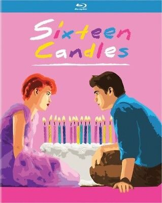 Sixteen Candles [New Blu-ray] Slipsleeve Packaging, Snap Case