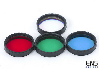 "Baader 1.25"" RGB Absorptive  Imaging Filter Set with UV/IR Cut Filter"