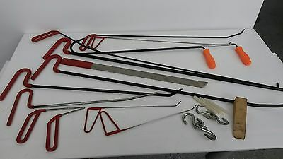 22PC.. PDR TOOLS - Paintless Dent Repair Tools