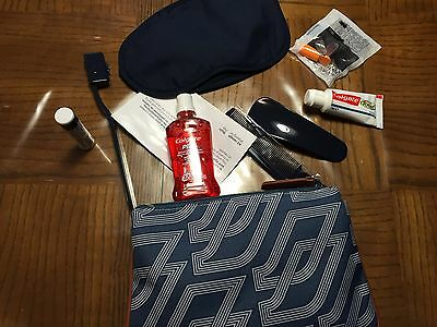 *NEW/Sealed* - Air France Amenity Bag/Toiletry Business Class (#20)