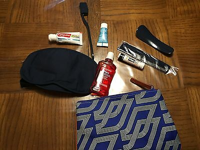 *NEW* - Air France Amenity Bag/Toiletry Business Class (#19)