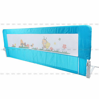 180cm Child Toddler infant Bed Rail Safety Protection Guard Folding Bedrail