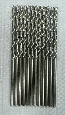 Morse Number 46 Drill Bits Pack Of 12 Made In Usa