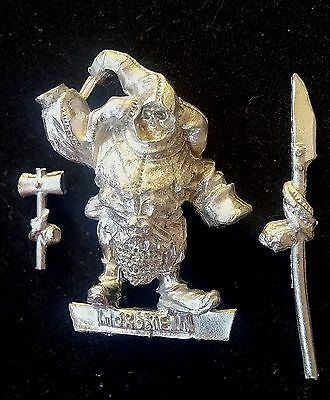 Mordheim Carnival of Chaos Tainted One Warhammer Games Workshop miniature Nurgle