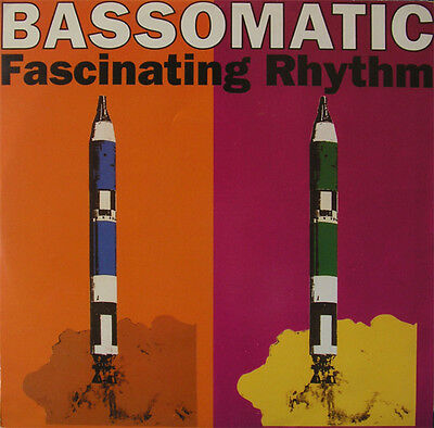 Bassomatic Fascinating Rhythm Vinyl Single 12inch Virgin