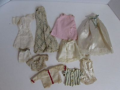 Vintage Handmade Barbie Clothes -1960's- 10 pcs