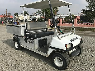 2008 Club Car Carryall 2 Utility/Golf Cart  GAS POWERED