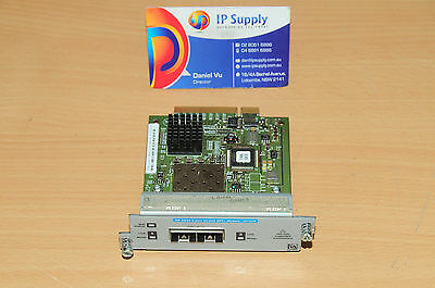 HP Procurve J9731A 2920 2-Port 10GB GigE SFP+ Expansion Module  6MthWty TaxInv