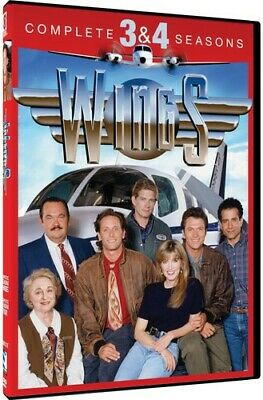 Wings - Wings: Season 3 & 4 [New DVD] Boxed Set
